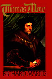 Thomas More by Richard Marius