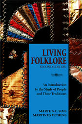 Living Folklore by Martha Sims