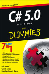 C# 5.0 All-in-One For Dummies by Bill Sempf