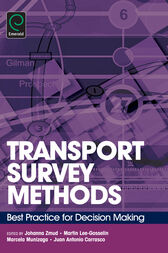 Transport Survey Methods by Johanna Zmud