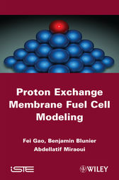 Proton Exchange Membrane Fuel Cells Modeling by Fengge Gao