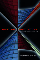 Special Relativity: A First Encounter by Domenico Giulini