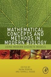 Mathematical Concepts and Methods in Modern Biology by Raina Robeva
