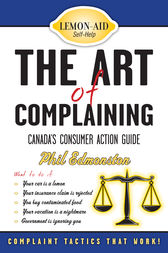 The Art of Complaining by Phil Edmonston