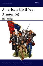American Civil War Armies (4) by Philip Katcher
