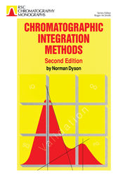 Chromatographic Integration Methods by Norman Dyson