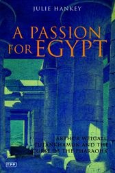 Passion for Egypt, A by Julie Hankey