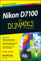Nikon D7100 For Dummies by King