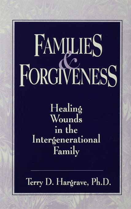 forgiveness therapy essay
