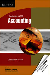 Cambridge IGCSE Accounting eBook by Catherine Coucom