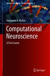 Computational Neuroscience by Hanspeter Mallot