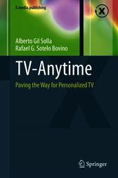 TV-Anytime by Alberto Gil Solla