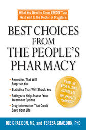 Best Choices from the People's Pharmacy by Joe Graedon