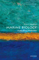 Marine Biology: A Very Short Introduction by Philip V. Mladenov