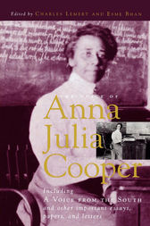 An analysis of anna j cooper a voice from the south