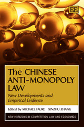 The Chinese Anti-Monopoly Law by M. Faure