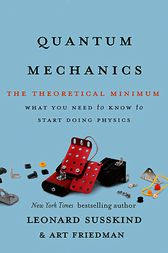 Quantum Mechanics by Leonard Susskind