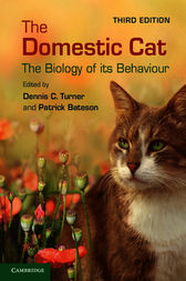 The Domestic Cat by Dennis C. Turner