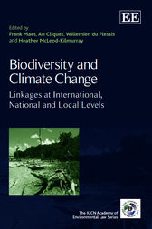 Biodiversity and Climate Change by F. Maes