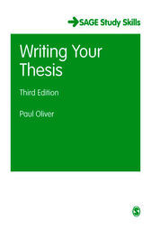 writing your thesis oliver paul