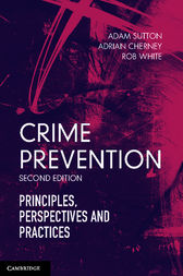 Crime Prevention by Adam Sutton