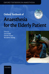 Oxford Textbook of Anaesthesia for the Elderly Patient by Christopher Dodds