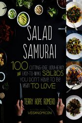 Salad Samurai by Terry Hope Romero