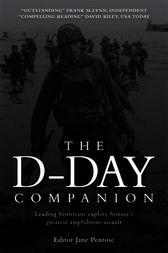 The D-Day Companion by Jane Penrose