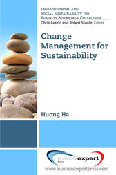 Change Management for Sustainability by Huong Ha