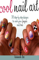 Cool Nail Art by Hannah Lee
