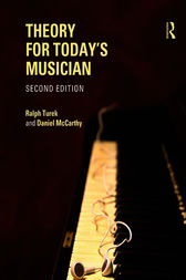 Theory for Today's Musician, Second Edition (eBook) by Ralph Turek
