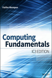 Computing Fundamentals by Faithe Wempen