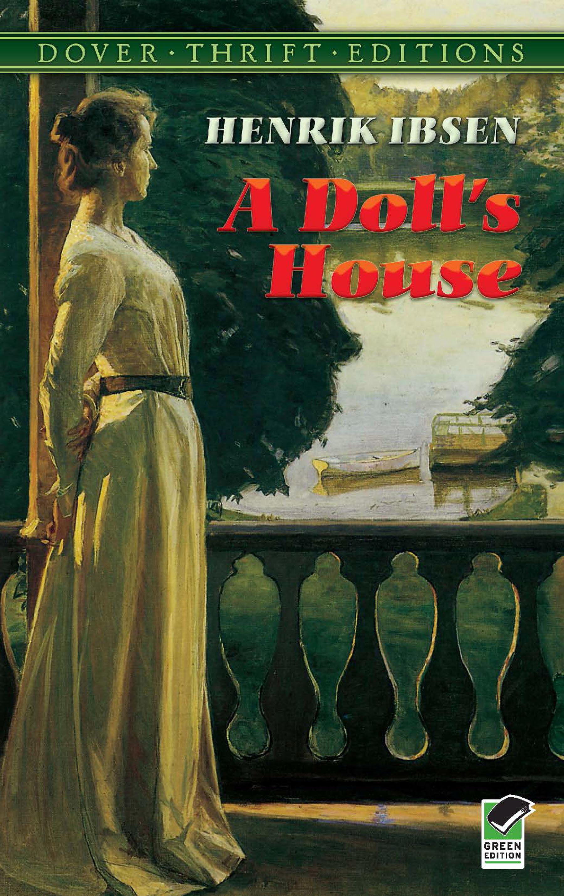essay on a dollhouse by henrik ibsen