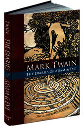 an analysis of characters in the diaries of adam and eve by mark twain Librivox recording of extracts from adam's diary by mark twain read by mr baby man get the true story of adam and eve, straight from the source this.