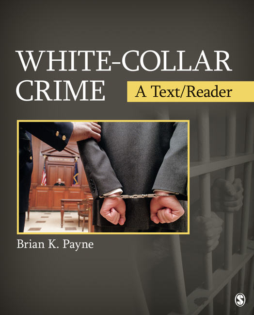 street crime vs white collar crime essay