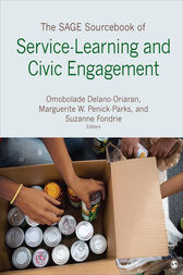 The SAGE Sourcebook of Service-Learning and Civic Engagement by Omobolade Delano-Oriaran