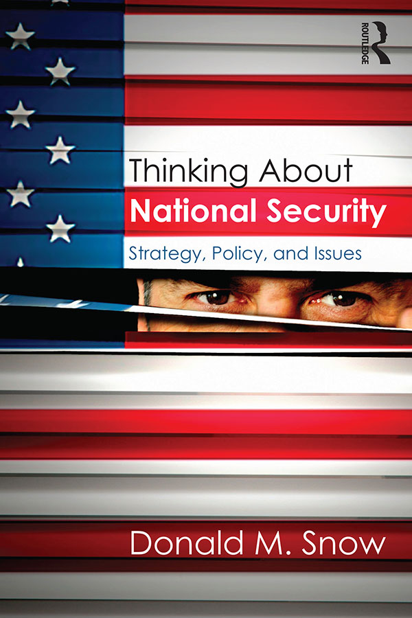 us national security new development essay