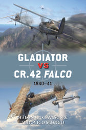 Gladiator vs CR.42 Falco by Hëkan Gustavsson