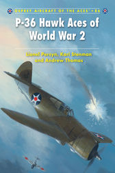 P-36 Hawk Aces of World War 2 by Lionel Persyn