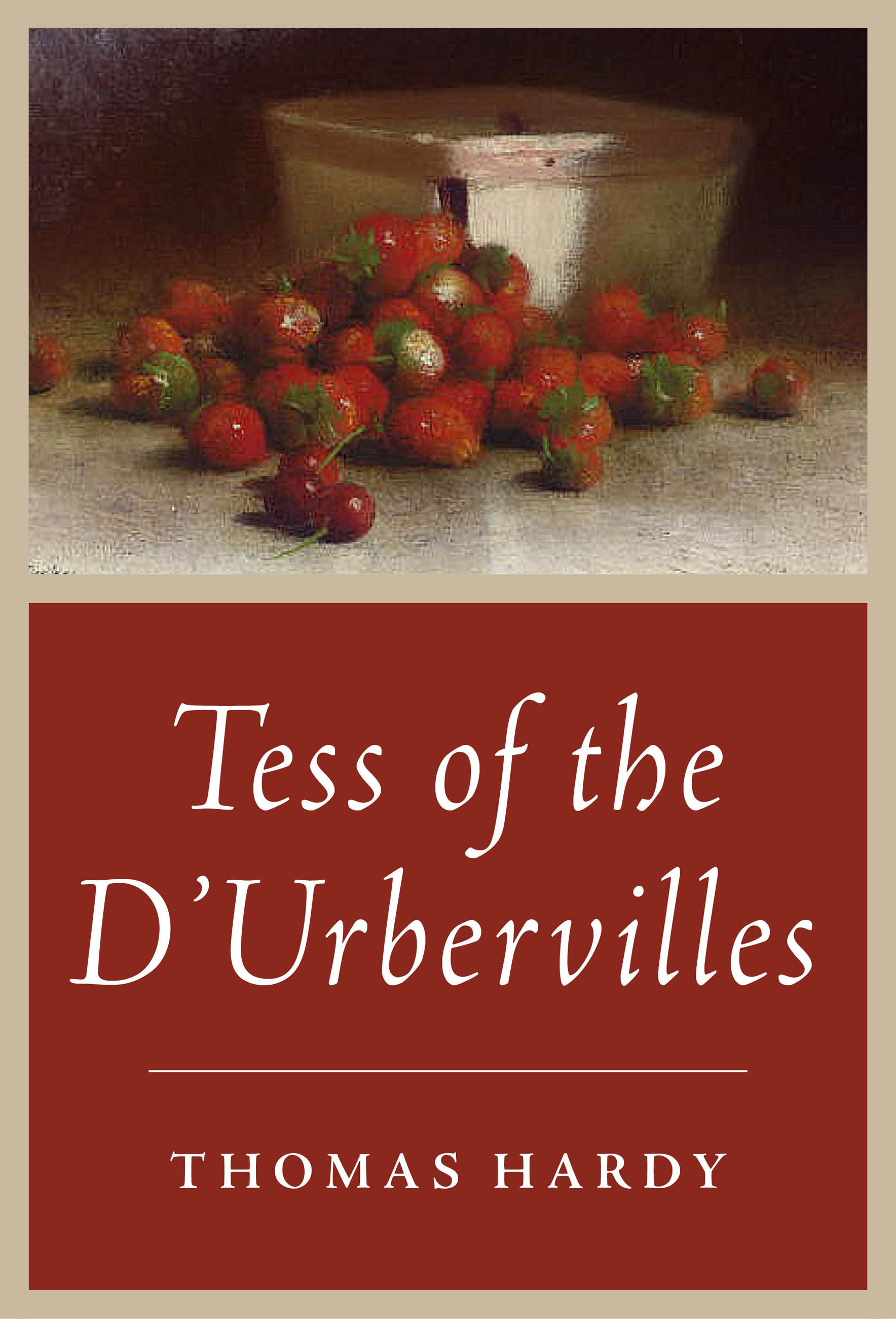 the tragic heroine in tess of the durbevilles