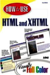 How to Use HTML & XHTML, Adobe Reader by Gary Rebholz