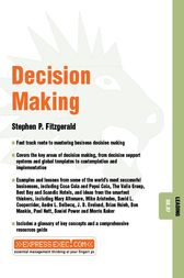 Decision Making by Stephen P. Fitzgerald