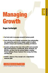 Managing Growth by Roger Cartwright