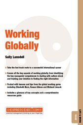 Working Globally by Sally Lansdell
