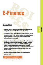 E-Finance by Andrew Fight