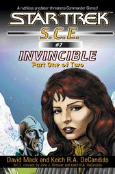 Star Trek: Invincible Book One by David Mack