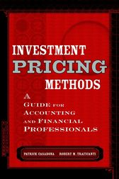 Investment Pricing Methods by Patrick Casabona