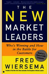 The New Market Leaders by Fred Wiersema