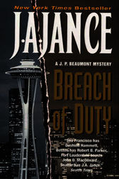 Breach of Duty by J. A. Jance