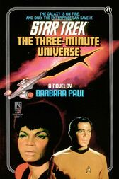 The Three-Minute Universe by Barbara Paul